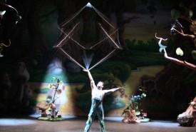 Crystal Balance act - Juggler Florida