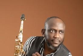 Abraham on sax - Saxophonist Marietta, Georgia