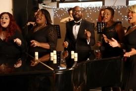 Corporate Entertainment Singers and Nuovo String Ensemble - String Quartet London, London
