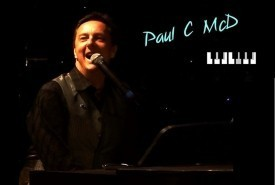 Paul C McD  - Pianist / Singer