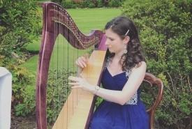 Emma Durkan - Harpist Saltcoats, Scotland