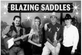 Blazing Saddles - Country & Western Band Bradford-On-Avon, South West