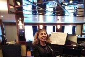 Carmen Despaigne - Pianist / Keyboardist Livorno, Italy