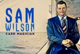 Sam Wilson close up magician  - Close-up Magician Midlands