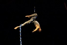 Joshua Dean - Aerialist / Acrobat New York City, New York