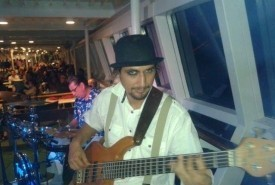 Mauricio Andrés Okuinghttons - Bass Guitarist Spain, Spain