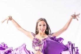 Yo Valen - Belly Dancer India, India