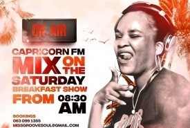 Miss Groove Soul - Nightclub DJ Polokwane, Limpopo