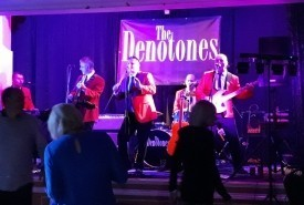 The Denotones 60s experience - 60s Tribute Band