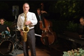 THE GENTLE JAZZ - Saxophonist Catania, Italy