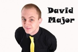 David Major - Comedy Cabaret Magician