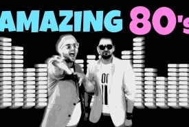 The Amazing 80's - Male Singer York, Yorkshire and the Humber