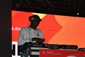 Deejay Lishan - Party DJ Nairobi, Kenya