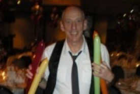 Lord Geoffrey - Balloon Modeller Crawley, South East