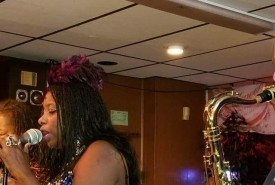 Laranah Phipps Ray (Vocalist) and La Funkalicious (Band) - Jazz Singer Newark, New Jersey