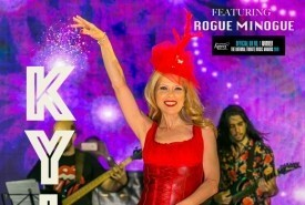 Rogue Minogue - Kylie Minogue Tribute Act Devonport, South West