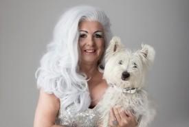 Kitty Monroe - Drag Queen Act Sevenoaks, South East
