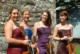 Exe Valley String Quartet - String Quartet South West