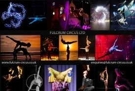 Fulcrum Circus Ltd - Aerialist / Acrobat Sheffield, Yorkshire and the Humber