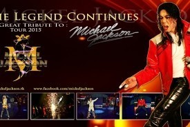 Mickel Jackson - Michael Jackson Tribute Act croatia, Chile