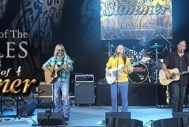 The Music Of The Eagles Featuring The Boys Of Summer - Eagles Tribute Band USA, California