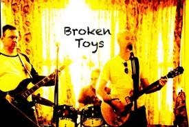 Broken Toys - Rock Band Epsom, South East