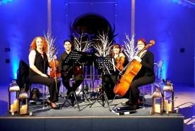 The Quartet - String Quartet Glasgow, Scotland