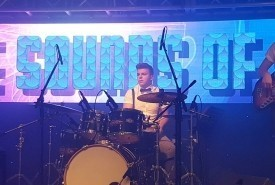 Kieran Johnson - Drummer Middlesbrough, Yorkshire and the Humber