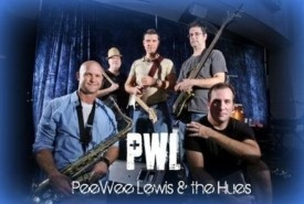 PWL (Pee Wee Lewis & the Hues) - Cover Band Orlando, Florida