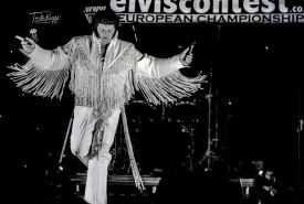Lee Newsome Professional Elvis Tribute Artist - Elvis Impersonator Manchester, North of England