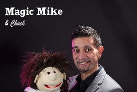 Magic Mike - Mike De Freitas - Ventriloquist