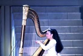 Erika Kawashimo - Harpist Japan, Japan