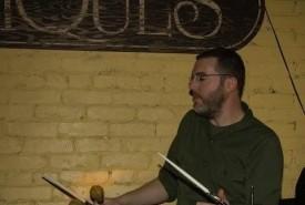 ROBIN PIRSON - Drummer HAMILTON, Ontario