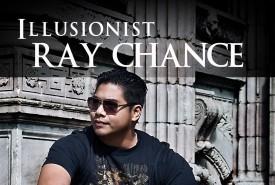 RAY CHANCE - Street Magician - Cabaret Magician Canada, Ontario