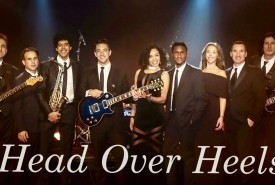 Head Over Heels Band - Wedding Band