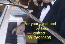 Pianist singer - Pianist / Keyboardist Philippines