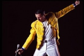 Dean Richardson as Freddie Mercury - Freddie Mercury Tribute Act Blackpool, North West England