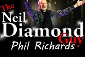 Phil Richards (Neil Diamond tribute) - Neil Diamond Tribute Act New York, East of England