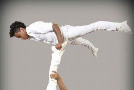 Ethio golden boys  - Acrobalance / Adagio / Hand to Hand Act Ethiopia