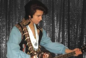 Logan Ramey Productions  - Elvis Impersonator