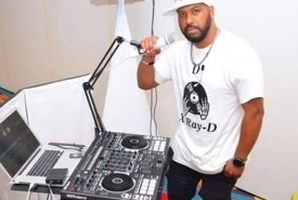 DJ X-Ray-D - Party DJ Jacksonville, North Carolina
