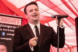 Sam Knight - Male Singer Basildon, South East