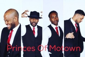 Princes Of Motown - Tribute Act Group London