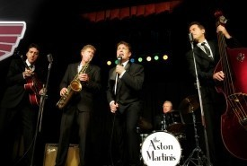The Aston Martinis - Function / Party Band Sydney, New South Wales