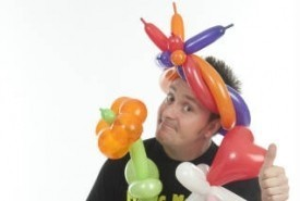 Magic Martin & Auntie Jo Jo - Balloon Modeller Watford, South East