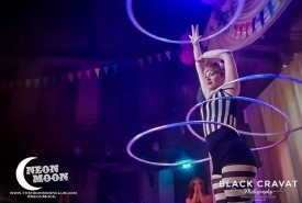 Joanne Jordan  - Hula Hoop Performer Uk, East of England