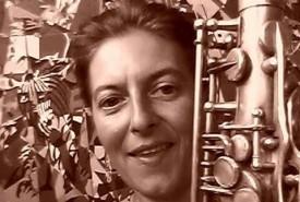 nicoletta Manzini - Saxophonist new york, New York