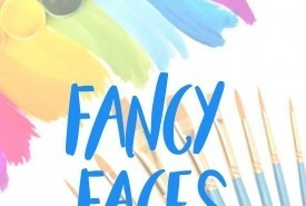 Fancy faces  - Face Painter Huddersfield, North of England