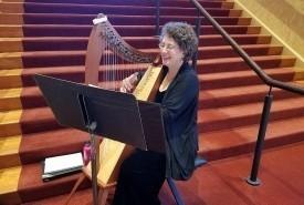 Harpist-Miriam Shilling - Harpist Rio Arriba/Abiquiu, New Mexico