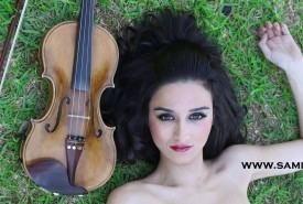 Samira Riachy - Violinist Lebanon